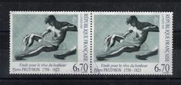 France - N° 2927 Oblitéré En Paire - Gebraucht