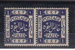 PALESTINE    1918           N °    9      COTE     2 € 70       ( Q 444 ) - Palestine