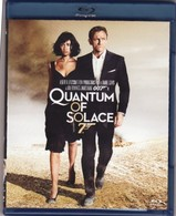 DVD BLU RAY Quantum Of Solace JAMES BOND - Acción, Aventura