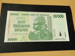 Bank Of Simbabwe 50000 Dollars 2006 - Simbabwe
