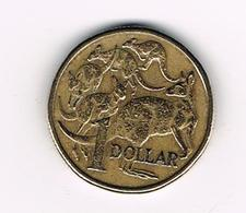 -&   AUSTRALIE  1  DOLLAR  1984 - Monnaie Décimale (1966-...)
