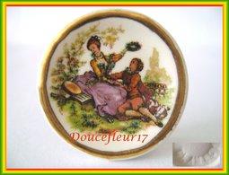 Clamecy ... Pompadour II ... N°4...Ref AFF : 36-2006 ..(boite 3) - Antiguos