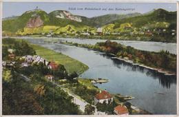 Siebengebirge - Blick Vom Rolandseck Auf Das Siebengebirge                              / 2740 - Koenigswinter