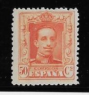 Espagne N°283 - Neufs * Avec Charnière - TB - Neufs