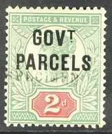"1887  2d Green And Scarlet ""Jubilee"", Ovptd ""Specimen"", SG Spec K30s, Very Fine Never Hinged Mint. For More Images, Plea - 1840-1901 (Viktoria)"