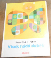 Vitek Hada Dobre (Vitek Devine Bien) - Bücher, Zeitschriften, Comics