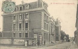 Evreux   La Gendarmerie - Evreux