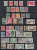 NIGERIA, 1882-1950s  Collection Fine - Nigeria (...-1960)