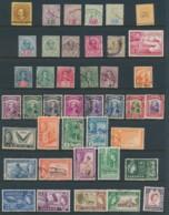 SARAWAK, 1875-1950s Collection Fine, Cat GBP 52 - Sarawak (...-1963)
