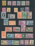 SARAWAK, 1875-1950s Collection No. 2 Fine - Sarawak (...-1963)