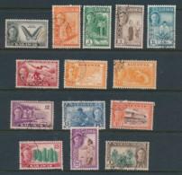 SARAWAK, 1938 To $1, Both 10c Stamps Fine, Cat GBP 16 - Sarawak (...-1963)
