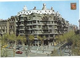 BARCELONA . LE PREDERA  . CARTE NON ECRITE - Barcelona