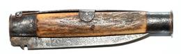 COUTEAU ANCIEN - Armi Bianche