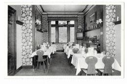 """YVOIR  -- """" CHATEAU BEL-AIR """" Hostellerie Et Camping  -- Le  Restaurant - Yvoir"""