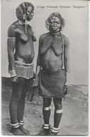 """Auguste Béchaud - Congo Français - Femmes """"Sanghos"""" - - South, East, West Africa"""