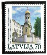Latvia 2002 . Church 2002. 1v: 70.   Michel # 578A - Lettonie