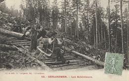 GÉRARDMER - Les Schlitteurs - Gerardmer