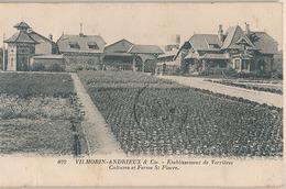 VERRIERES - N° 022 - VILMORIN ANDRIEUX & Cie - ETABLISSEMENT DE VERRIERES CULTURES ET FERME DE ST FIACRE - Verrieres Le Buisson