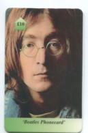 Beatles Phonecard - Musique