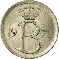 Monnaie, Belgique, 25 Centimes, 1972, Bruxelles, TTB, Copper-nickel, KM:153.1 - 1951-1993: Baudouin I