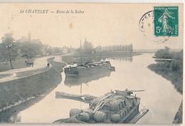 LE CHATELET - RIVES DE LA SAONE (PENICHES) - Other Municipalities