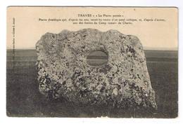 TRAVES  LA PIERRE PERCEE - Frankreich