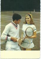 Couple.tennis, - Paare