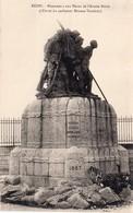 Militaria Monument Aux Héros De L'Armée Noire Reims - Monumentos A Los Caídos