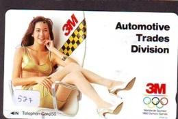 Télécarte Japon * JEUX OLYMPIQUES (527) OLYMPIC GAMES * Phonecard Japan* SPORT* - Sport