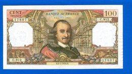 100 Fr  Du  1/2/1976 - 1962-1997 ''Francs''