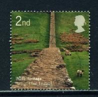 GREAT BRITAIN  -  2005 World Heritage Sites 2nd Used As Scan - 1952-.... (Elizabeth II)