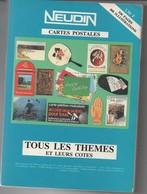 """NEUDIN, """" TOUS LES THEMES"""", Catalogue 1989 - Books"""