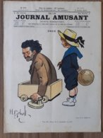 LE JOURNAL  AMUSANT 1910 DESSIN H GERBAULT BENJAMIN RABIER - Livres, BD, Revues