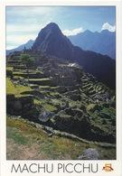 Machu Picchu (Carte Vierge) - Peru
