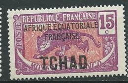 Tchad  -  Yvert N°  6 **   -  Ava 29206 - Tsjaad (1922-1936)