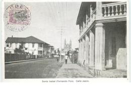 GUINEE EQUATORIALE - Santa Isabel (Fernando Poo) - Calle Jesus - Guinea Equatoriale