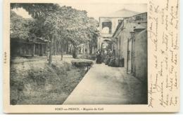 HAITI - Port-au-Prince - Magasin De Café - Haiti