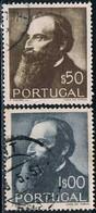 Portugal, 1951, # 729/30, Used - 1910-... Republic