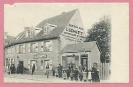 67 - STRASBOURG NEUDORF - Wirtschaft L. SCHMITT - Colmarerstrasse 41 - Voir état - Strasbourg