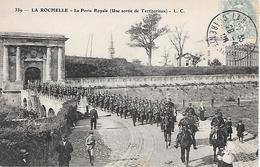 LA ROCHELLE - ( 17 ) - La Porte Royale - La Rochelle