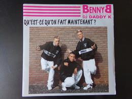 """Benny B Featuring Daddy K """" Qu'est Ce Qu'on Fait Maintenant ? """" - Rap & Hip Hop"""