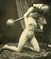 042 - Photo - Nu - Femme Nue - Beauté Féminine (...-1920)