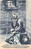 HISTOIRE - LE MASQUE DE FER Grande énigme Historique - Il Passa Qqs Jours Au CHATEAU D'IF Avant L'ILE STE MARGUERITE CPA - Historia