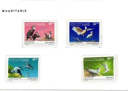 Oiseaux- Vogels - Birds - MNH - Xxx - Mauritanie (1960-...)
