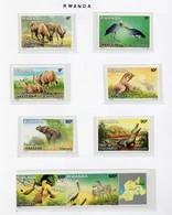 Parc National De L' Akagera   MNH*XXX - Rwanda