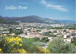 SOLLIES PONT - VUE GENERALE - Sollies Pont