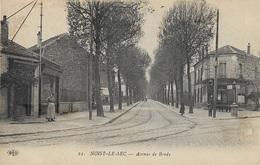 NOISY-LE-SEC - Avenue De Bondy - Noisy Le Sec