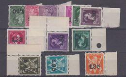 Belgie 1946 Ghislenghien 12w (getekend Op Achterzijde) ** Mnh (47694) - 1946 -10%