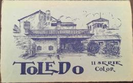 20 Cpa-cpsm, Dépliant TOLEDO ( II Serie Color), Heliotipia Artistica Espanola - Toledo