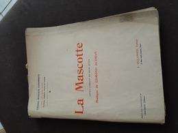 La Mascotte  Opéra Comique En  3 Actes - Opéra